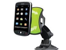 GripGo 360 fokban forgatható Autós tartó telefonokhoz - A telefonod magától rögzül rá!