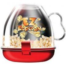 EZ Popcorn pattogatott kukorica készítő - Strapabíró műanyag!