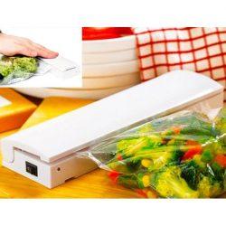 Reseal & Save kézi fóliahegesztő gép - Tartsd frissen élelmiszereidet!