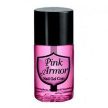 Pink Armor körömerősítő lakk - A tökéletes manikűrért!
