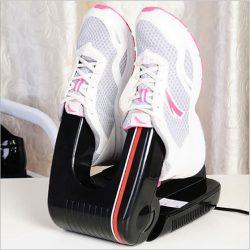 Elektromos cipőszárító - Összecsukható kivitel!