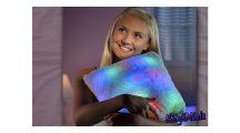 Bright Light világító LED Párna - Kényelmes és dekoratív!