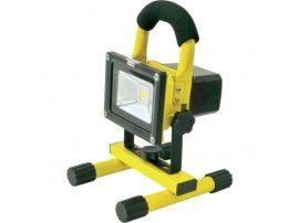 AKKUMULÁTOROS LED REFLEKTOR 20W-os - Hordozható, nagy fényerejű!