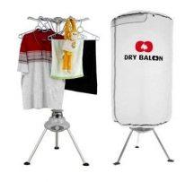 Dry Balloon hordozható ruhaszárító - Akár 7 kg ruha egyidejű szárítására!