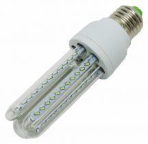 5W Energiatakarékos U alakú LED izzó E27-es foglalattal - Spórolj a villanyszámlán!