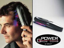 VELFORM POWER Hajnövesztő Lézerfésű - Valóban hatékony hajhullás elleni kezelés!