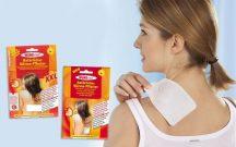 WUNDmed melegítő tapasz - Fájdalomenyhítő melegség 8 órán át!