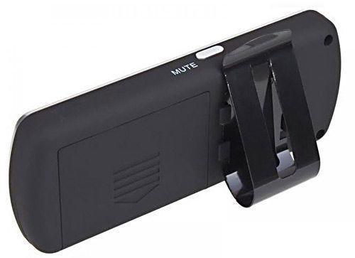 Bluetooth telefon autós kihangosító - Egyszerre akár két telefont is csatlakoztathatsz rá!
