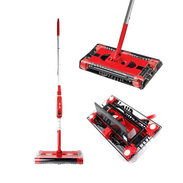 Swipper Elektromos seprű forgatható takarítófejjel - Tökéletes tisztaság fáradozás nélkül!