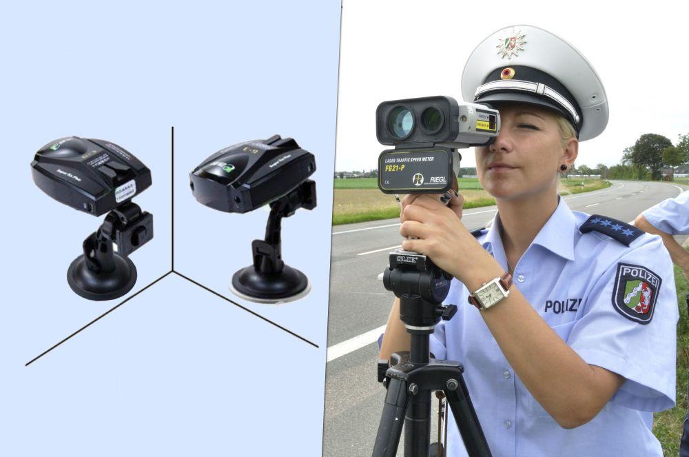 Traffipax Figyelő! - Előre jelzi a radarokat!