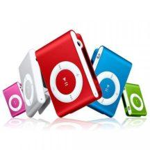 Csíptethető Mini MP3 lejátszó - A kedvenc zenéidet mindig magaddal viheted!