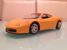 Ferrari 458 Italia Távirányítós autó - 1:18 méretarány