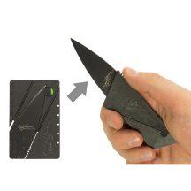 3db Bankkártya alakú Kés - Mindig kéznél lesz!