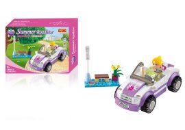 LEGO helyett Lányoknak - 85 db-os építő készlet! XP96013
