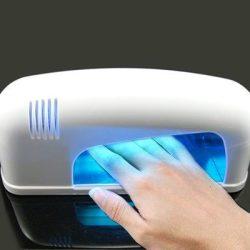 Műköröm építéshez UV lámpa - Mindig kéznél!