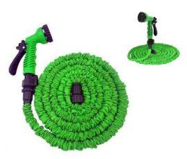 25 m-es csavarodásmentes locsolócső - Élvezd a kerti munkát a táguló locsolócsővel, amely sohasem gubancolódik össze!