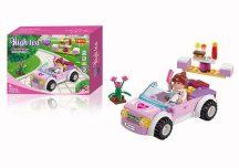 LEGO helyett Lányoknak - 88 db-os építő készlet! XP96010