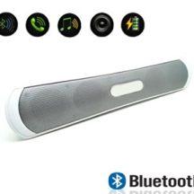 PRÉMIUM Hangzású Bluetooth-os Hangszóró +MP3 lejátszó + kihangosító - Kiemelkedő hangzásvilág!