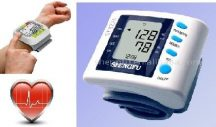 Minőségi csukló vérnyomásmérő - Segít megelőzni a problémát és kontroll alatt tartani a betegséget!