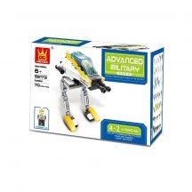 STAR WARS űrjármű építő készlet - LEGO helyett Fiúknak! 56172