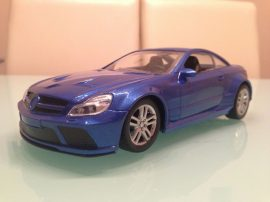 Mercedes sl r231 coupe Távirányítós autó - 1:18 méretarány