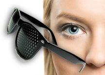 Szemtréner szemüveg - Javítja a látóképességet!