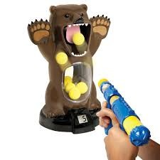 Hungry Medve - Vadászd le az éhes medvét!