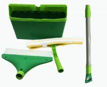 Mr. CleanTi a csíkmentes és foltmentes tisztításért - Ablaktisztító készlet, mely forradalmasítja a takarítást!