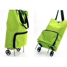Gurulós, Összecsukható, Hordozható Bevásárló táska - Tedd egyszerűbbé és kényelmesebbé bevásárlásod!