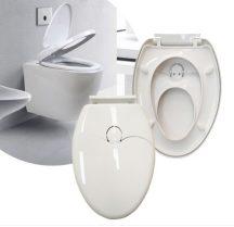 WC ülőke beépített gyermekeknek való szűkítővel - A könnyed hétköznapokért!