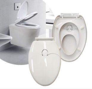 WC ülőke beépített gyermekeknek való szűkítővel - A könnyed hétköznapokért! f6bce66e23