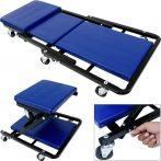 Gurulós aláfekvő szerelő szék - Teljes körű mobilitás és könnyű használat!