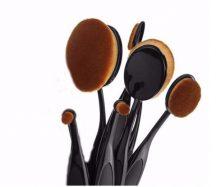 YourBeauty 6 db-os smink ecset készlet - 6 különböző méretű és formájú kefét tartalmaz!