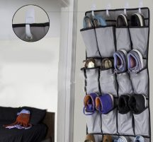AJTÓRA SZERELHETŐ 16 REKESZES CIPŐTÁROLÓ - Cipőidnek, Ruházati kiegészítőidnek, Fürdőszobai kellékeidnek!