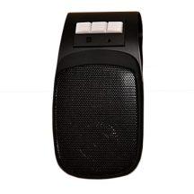Praktikus csíptethető Autós Bluetooth Kihangosító - Fekete!