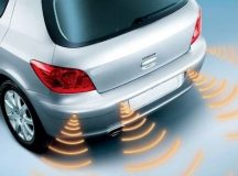 4 szenzoros tolatóradar - Tedd könnyebbé és biztonságosabbá a parkolást!