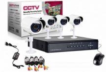 Profi Komplett 4 kamerás Megfigyelő rendszer Vezérlőközponttal - A legjobb megoldás értékeid védelmére, Hihetetlen áron!