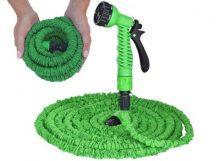 XHOSE 45 m-es locsolócső - Élvezd a kerti munkát a táguló locsolócsővel, amely sohasem gubancolódik össze!