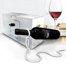 Kötél bortartó - Ellentmond mindenféle fizikai törvénynek!