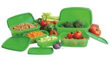 Box&Bag - 40 részes frissen tartó doboz készlet – hosszan friss ételek!