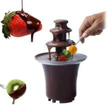 3 szintes csokiszökőkút - A legédesebb élmény!
