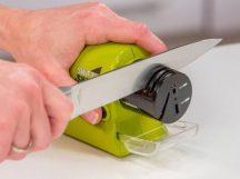 Swifty Sharp Elektromos Multifunkciós késélező - Élezz vele késeket, ollót, szerszámokat!