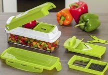 Nicer Dicer Plusz multifunkciós szeletelő - Mindent megold a konyhában!