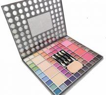 72 darabos sminkkészlet - A szivárvány minden színével!
