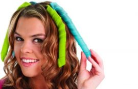 Hair Beauty Wavz hajgöndörítő szett - Forradalmi hajcsavaró készlet, a göndörítő csoda!