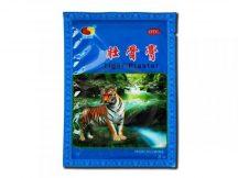 Tigris tapasz