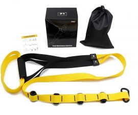 TRX funkcionális kötél teljes szett - Edz tökéletesen bárhol!