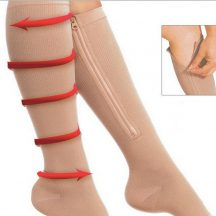 ZIP SOX speciális kompressziós zokni - A megfelelő vérkeringés titka!