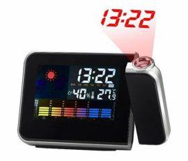 Időjárás állomás + Kivetítős óra - Mindent tud és mutat!