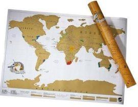Kaparós földtérkép